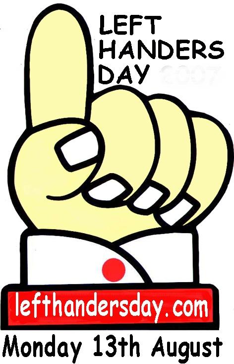 left handers day - photo #17