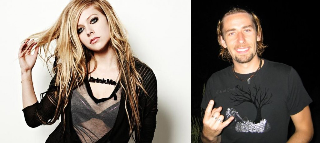 Avril Lavigne Enaged To Nickleback Frontman Chad Kroeger: New Canadian Rock Royalty?