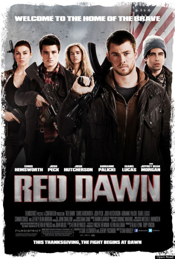 "Connor Cruise First Major film Role In ""Red Dawn"" Remake (VIDEO)"