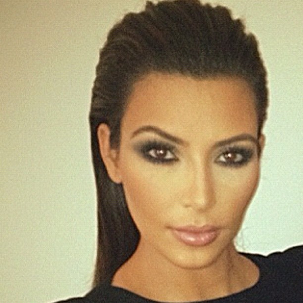 Stacy Keibler And Kim Kardashian Pals? Yep