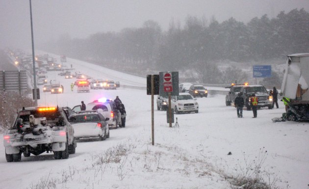 70 Vehicle Pileup On highway 401: A Look Back At Canada's Worst