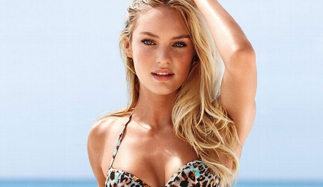Victoria's Secret Swim Cover Model Named: Candice Swanepoel The Honor