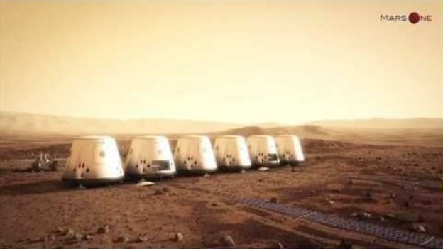 Toronto Man Also Makes Short List for Trip to Mars Settlement