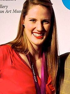 Missy Franklin Competes In Final High School Meet