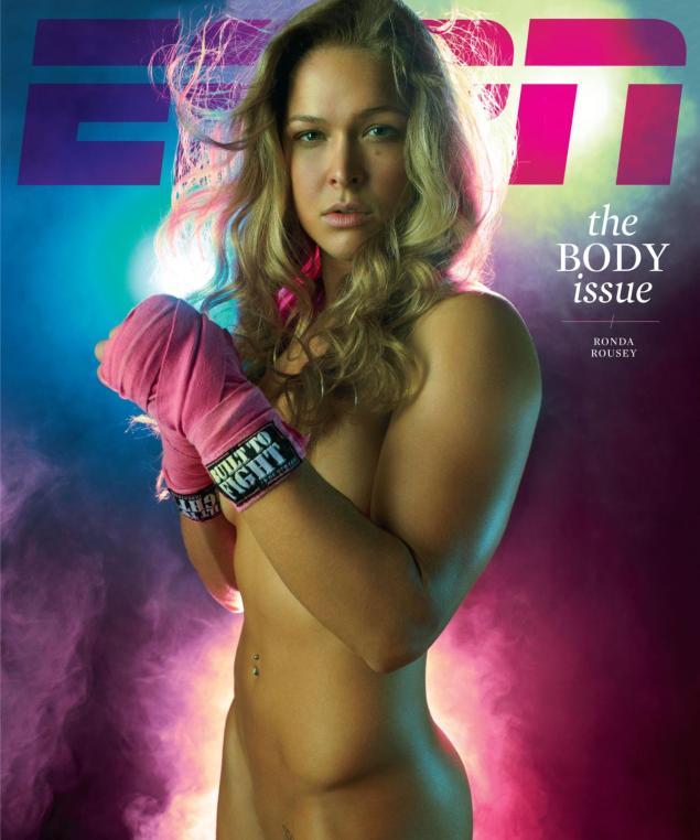 Ronda Rousey Says No Thanks To Playboy
