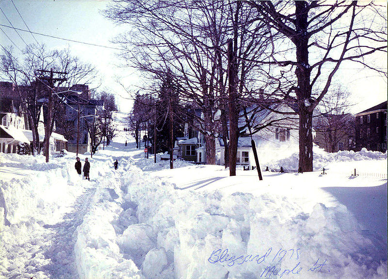 Winter Storm Nemo Similar To Blizzard of 1978, 35 Tears Ago