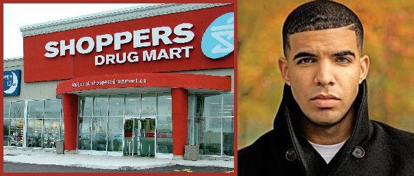 As Canadian As? Drake's Cool New Video at Shoppers Drug Mart