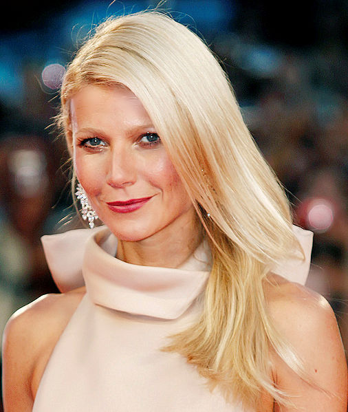 Newly-single Gwyneth wants to Party All The Time