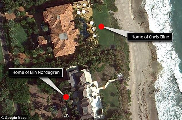 Nordegren Dating Billionaire Next Door