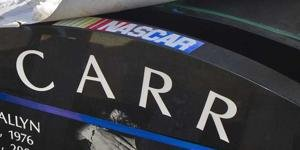 NASCAR Headstone Banned By Cemetery (PHOTO)