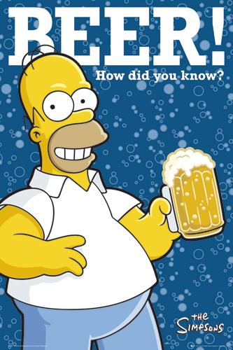 Beer taste make brain happy!