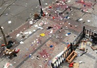 Explosion At Boston Marathon: 2 Dead Many More Injured