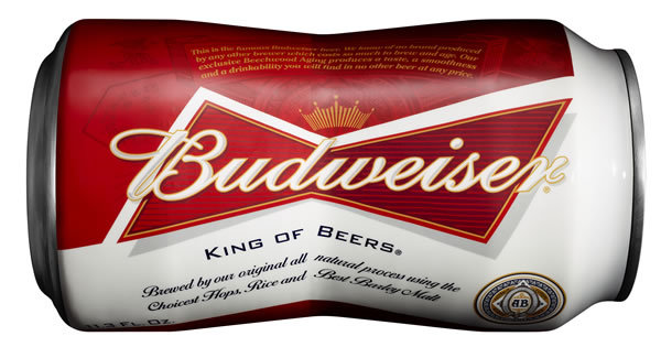 "Budweiser Bowtie Cans Is ""incomparable"" to Old Look"