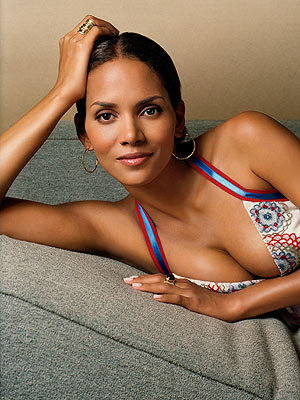 halle berry delicious: Berry Claims Her Husband is 'Delicious'