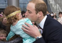 Prince William Kiss Is Too Icky For Scottish Girl