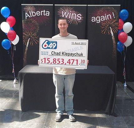 Wife's Advice lotto win: Calgary Man Wins Big Playing The Lottery