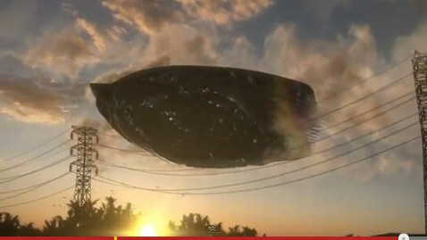 UFO sightings in Canada: Canadians Set Record for UFO Sightings