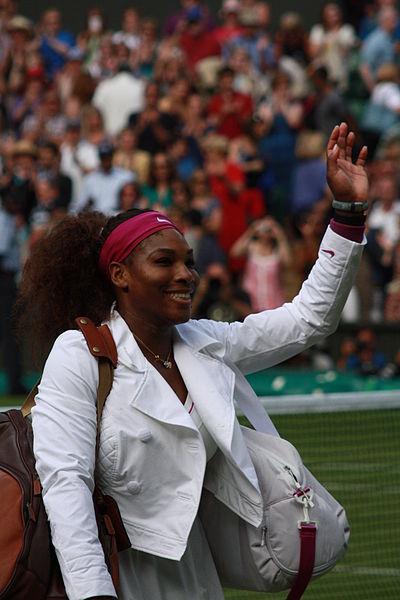 Serena Williams apologizes for comments (photo courtesy katherine Shann)