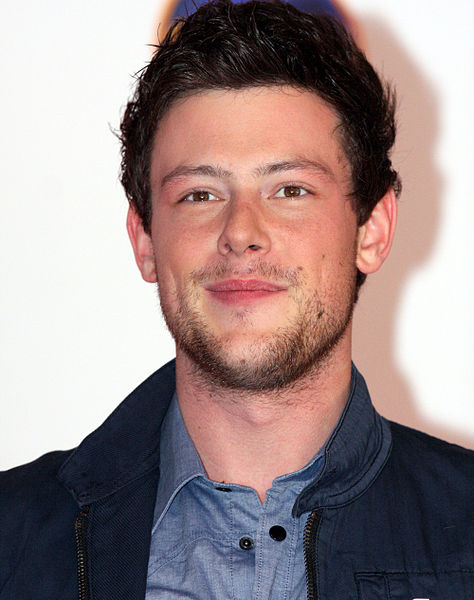 Cory Monteith's father