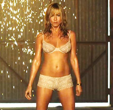 Jennifer Aniston Weight: Aniston Happiest At 110 to 113 Pounds