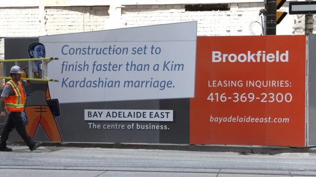 Kim Kardashian humiliated by billboard