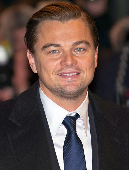 Leonardo DiCaprio Auctions Space Trip for Benefit of Aids Research