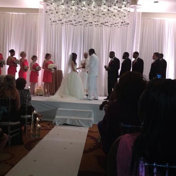Robert Griffin III Marries