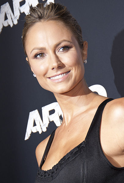 Stacy Keibler Expecting First Child from Mexican Husband