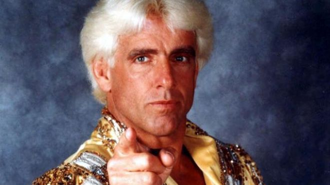 Arrest Warrant Issued for Wrestler Ric Flair
