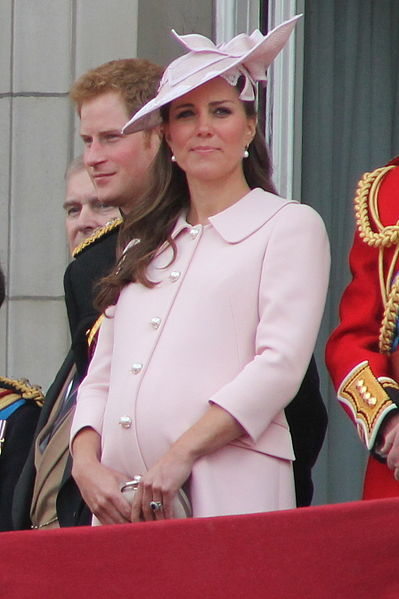 Royal Baby Due Date Is Next Week, Maybe