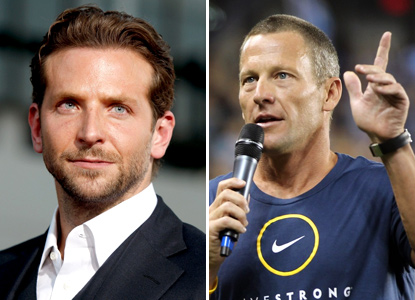 Bradley Cooper To Play Lance Armstrong In Biopic?