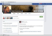Pictured: Only your friends are supposed to be able to write on your Facebook wall, but using the glitch he found, Shreateh wrote about the issue on CEO and founder of Facebook Mark Zuckerberg's wall