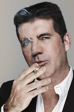 Simon Cowell not proud of affair