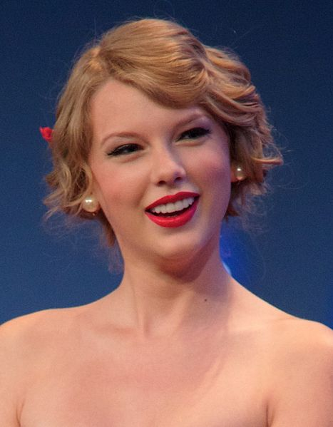 Most Charitable Star:  Taylor Swift is A Giver
