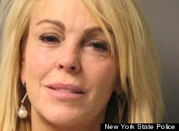 Dina Lohan Arrested For DUI With Blood Alcohol Of twice The Legal Limit