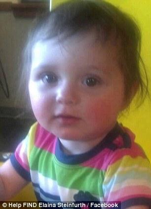 Human Remains Could Be Missing Baby Elaina