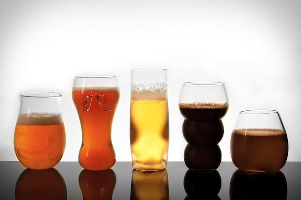 Pretentious Beer Glasses: Now Everyone Can Be A Beer Snob