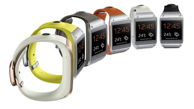 Samsung To Unleash Galaxy Gear Smartwatch Sept 29th (PHOTO)