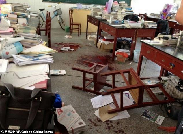 Teacher killed for taking students phone
