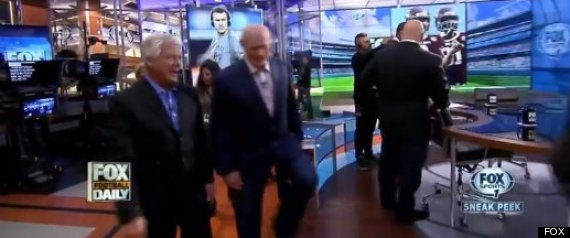 Oops! Terry Bradshaw Drops The F Bomb On Air