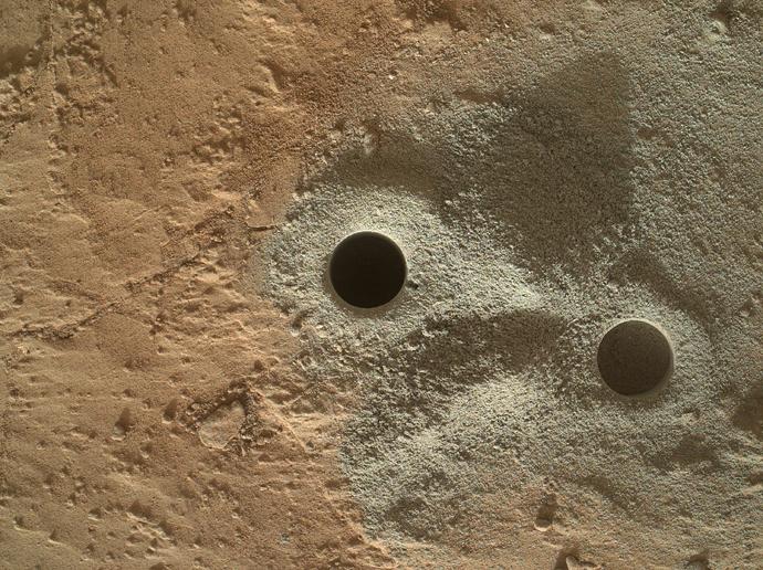 water on mars mars rover - photo #27