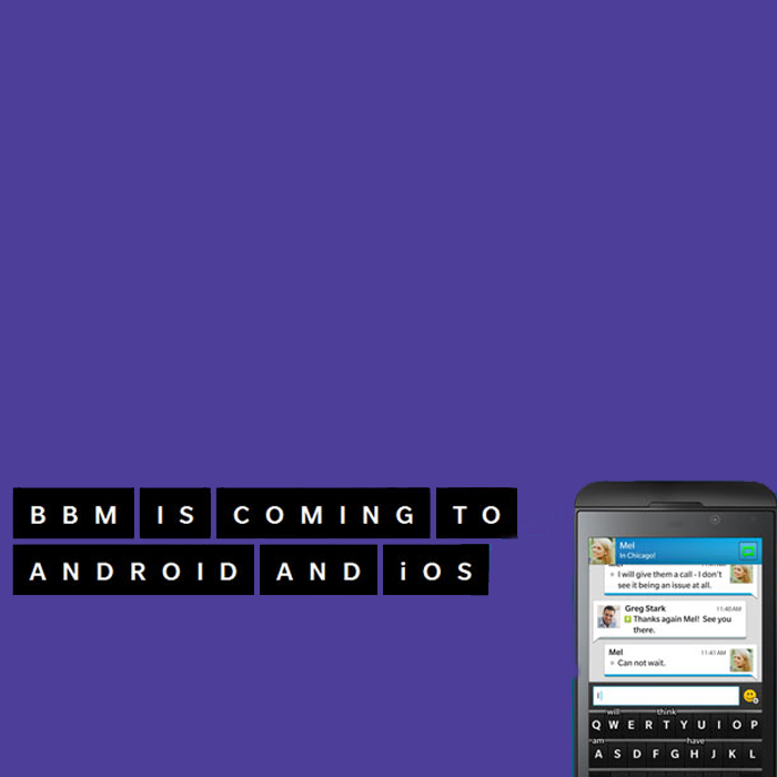 how to download bbm on android and Apple Devices