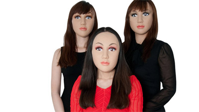 Future Of Beauty Is Glue on Face, No More Plastic Surgery