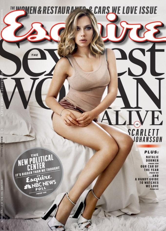 Scarlett Johansson Debuts Baby Bump at Captain America Premier