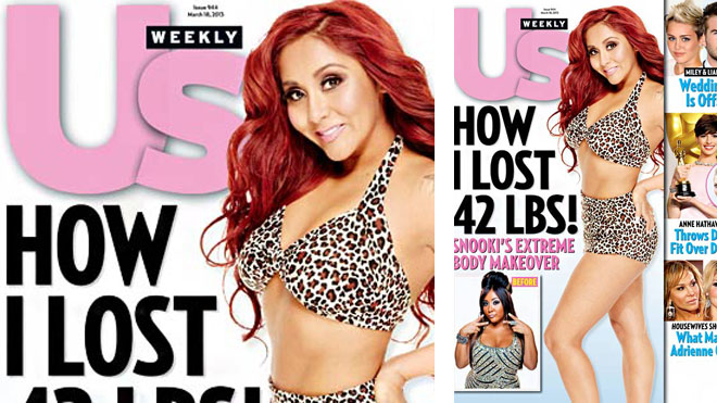 """Snookie Reveals Battle With Anorexia:  """"It Got Really, Really Bad"""""""