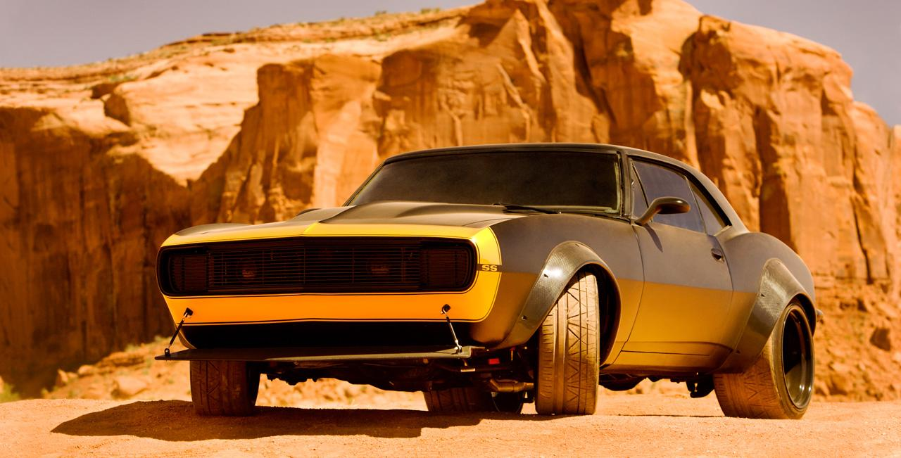 Transformers 4 First Images: New Optimus Prime, Bumblebee and the New Autobots