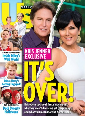 Kris Jenner divorce confirmed: Who Gets To Keep The Plastic