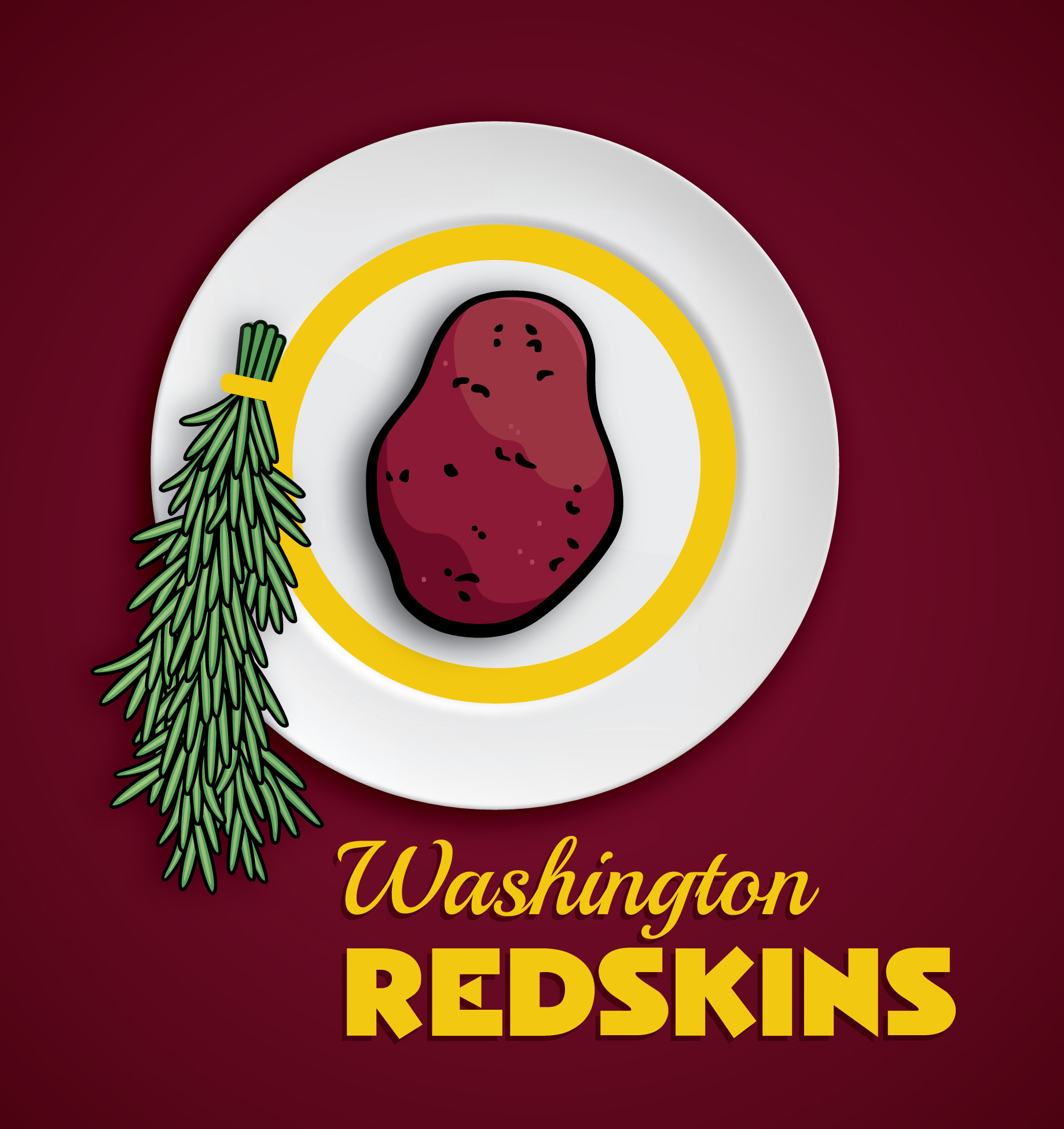 PETA Redskins logo:  Animal Rights Group Offers A compromise (PHOTO)