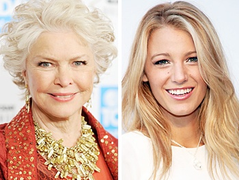 Blake Lively, Ellen Burstyn Set To Star In 'The Age of Adaline'
