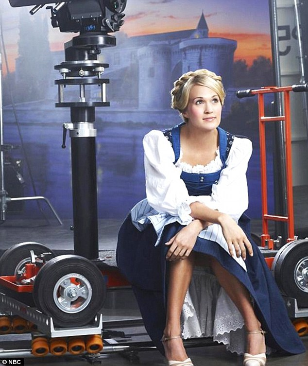 "Von Trapp family Not Happy With Carrie Underwood As Star Of ""The Sound Of Music"" Remake"